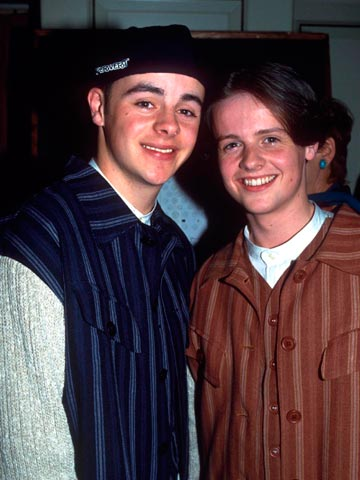 Ant and Dec1994 | Now magazine | photos | pictures | celebrity news