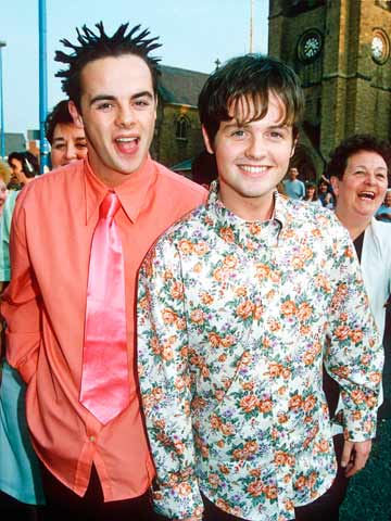 Ant and Dec 1996 | Now magazine | photos | pictures | celebrity news