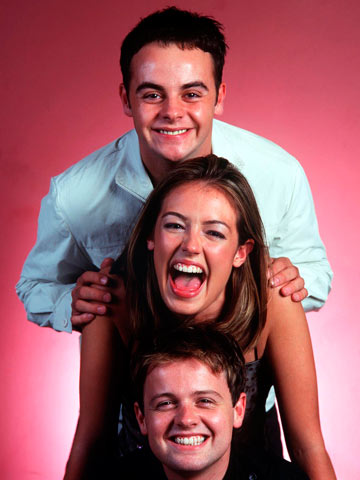Ant and Dec 2001 | Now magazine | photos | pictures | celebrity news