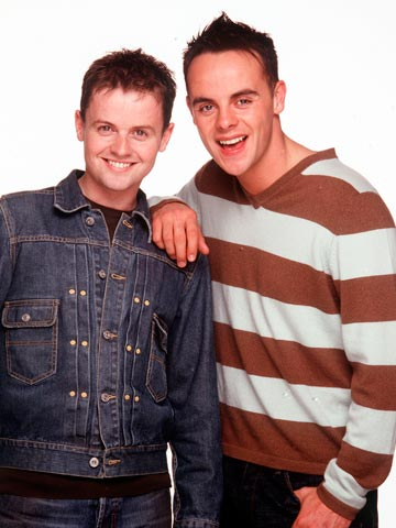 Ant and Dec 2002 | Now magazine | photos | pictures | celebrity news