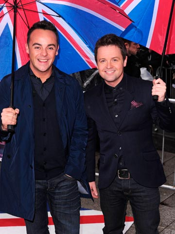 Ant and Dec 2012 | Now magazine | photos | pictures | celebrity news