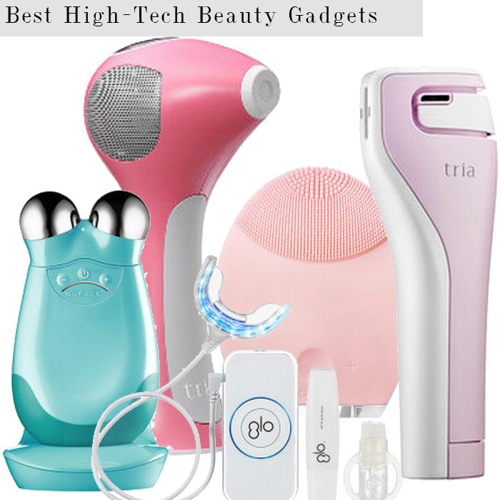 best high tech beauty gadgets