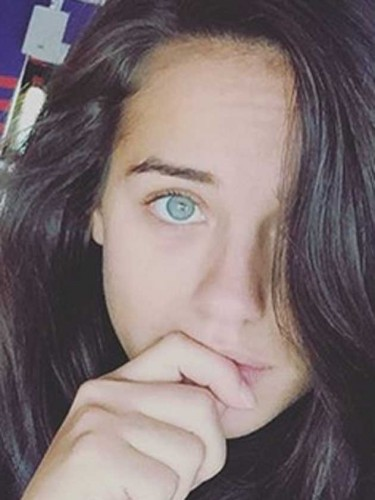 Stars without make up: Georgia May Foote