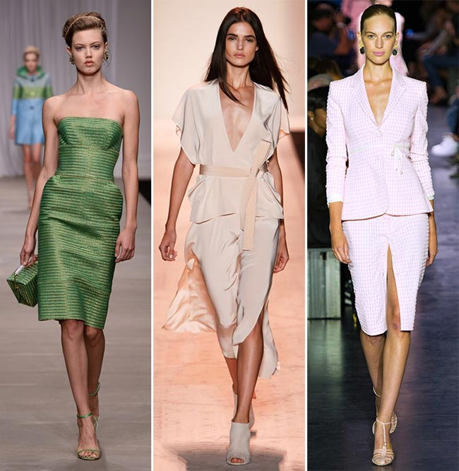 Мода Весна 2017 Год В Женской Одежде