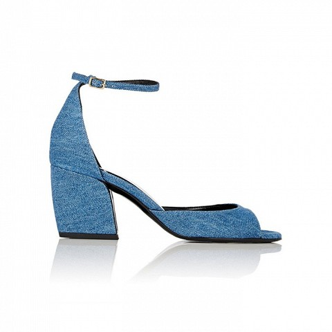 Calamity Ankle-Strap Sandals
