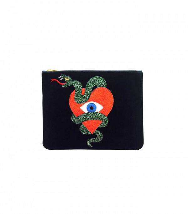Poppy Lissiman Serpent Heart Clutch