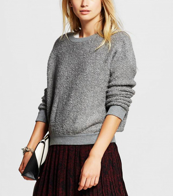 Who What Wear Boucle Sweater