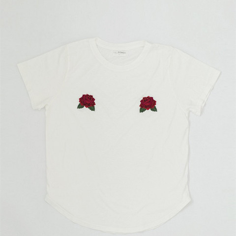 Rose Tits Tee