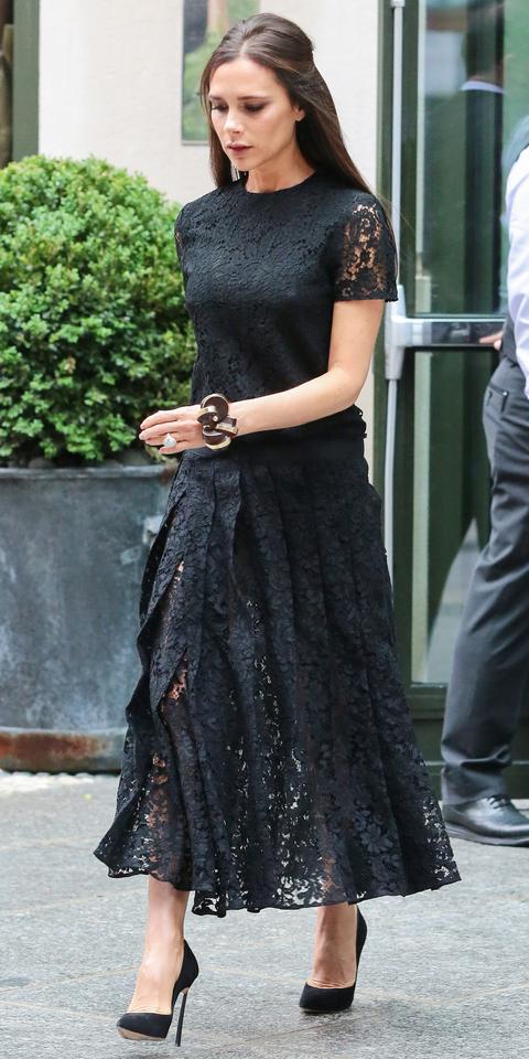 Celebrity Sightings In New York - June 02, 2015