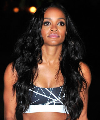 Rachel Lindsay's $42 Workout Look Is Perfect for Gym Sessions with Bae