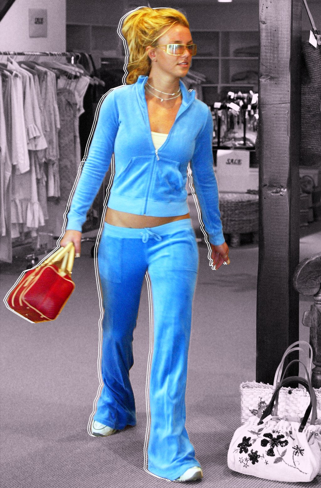 Fashion trends in 2000 70