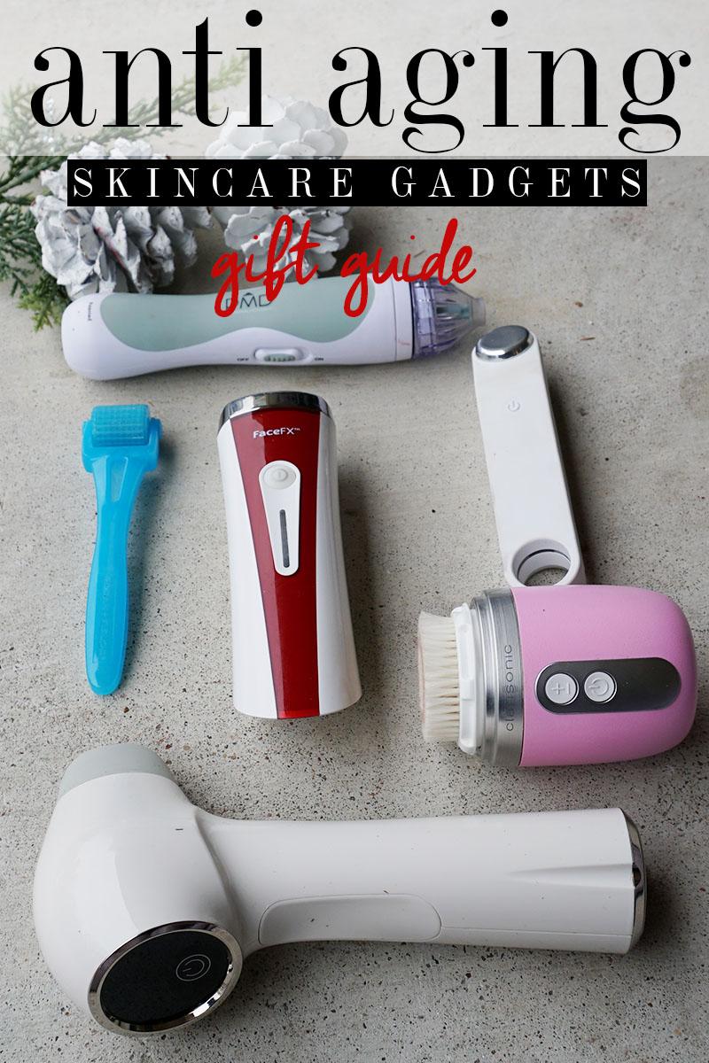 anti aging skincare gadget gift guide