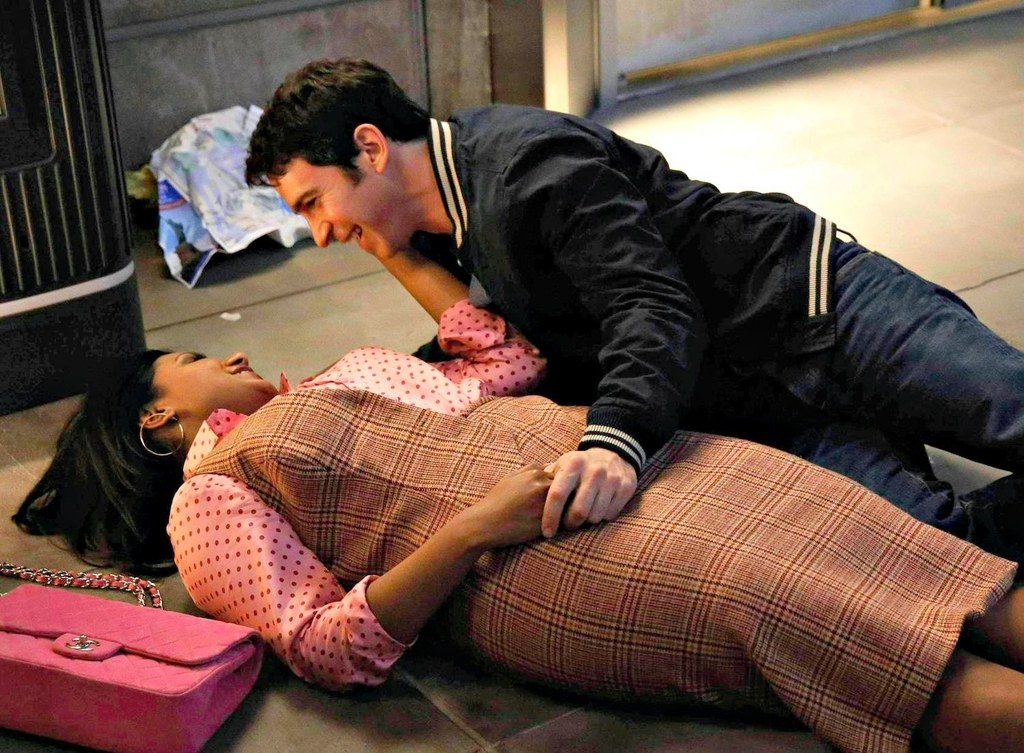 Best: Mindy and Danny's Empire State Building Reunion on *The Mindy Project*