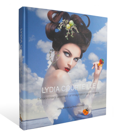 Livre Lydia Courteille