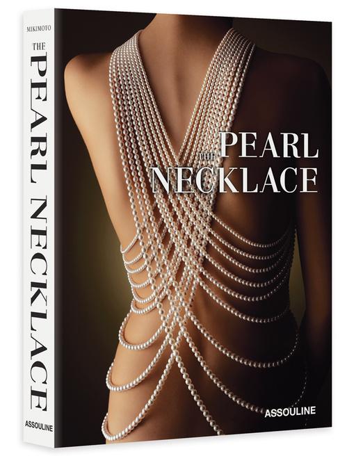Livre The Pearl Necklace aux éditions Assouline