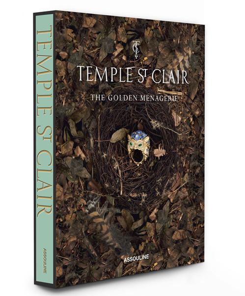 Temple St Clair, The Golden Menagerie aux éditions Assouline
