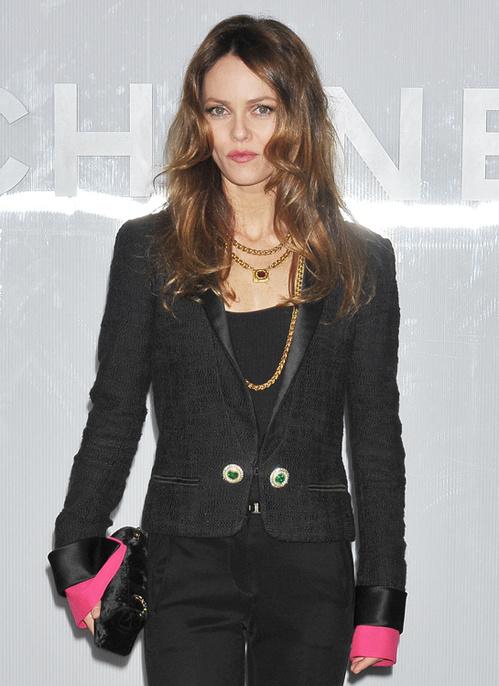 Vanessa Paradis à l'after-party Chanel à Tokyo en 2012
