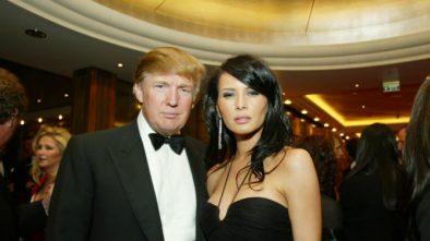 Melania Trump flotus style