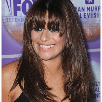 Fine Celebrity Hairstyles With Bangs Fashion Symbol Of Trust Bags Natural Hairstyles Runnerswayorg